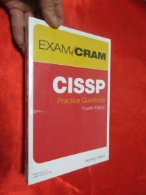 CISSP Practice Questions Exam Cram (4th Edition)     锛堝皬16寮� 锛� 銆愯瑙佸浘銆戯紝鍏ㄦ柊鏈紑灏�