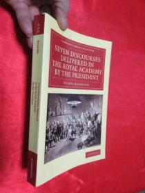 Seven Discourses Delivered in the Royal Academy by the President     锛堝ぇ32寮� 锛� 銆愯瑙佸浘銆�