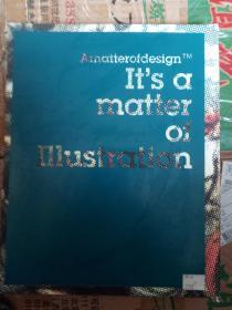 外文画册 Amatterofdesign™ It\s a matter of illustration 创意插图