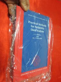 Practical Methods for Reliability Data Analysis  锛堝皬16寮�锛岀‖绮捐锛� 銆愯瑙佸浘銆�