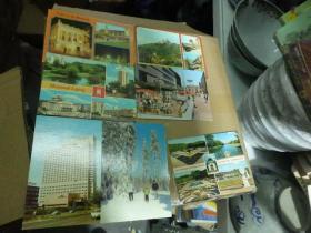 外国明信片 15张
