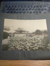清代天津彩色风景图片