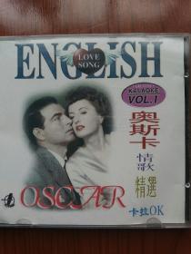 奥斯卡情歌精选VCD