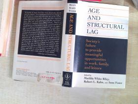 Age and Structural Lag·