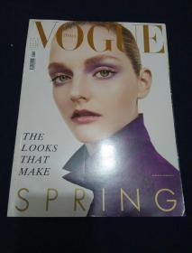 Vogue Italia 2004年4月 非常新