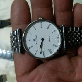 手表一块   铁路分局安全生产三千天 纪念