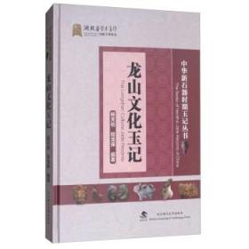 正版全新且一版一印 龙山文化玉记 武汉理工大学出版社 杨天佑,程龙保 著