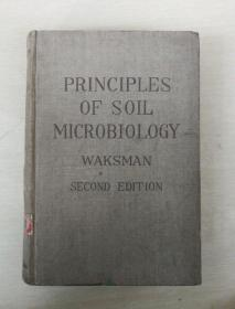 Principles of Soil Microbiology 土壤微生物学原理