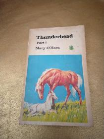 Thunderhead part 1 Mary O, Hara