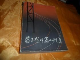蒋子龙中篇小说集