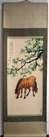 陳天碩-《馬踏春泥圖》