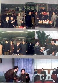 彩色新闻照片20张【12.5x9.5cm】约90年代