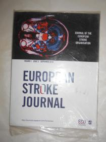 european stroke journal 2018-03 英文原版