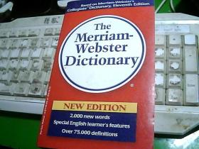 The Merriam-Webster Dictionary美林-韦伯斯特词典