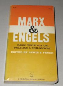 马克思恩格斯《政治与哲学著作选》Marx & Engels Basic writings on Politics & Philosophy
