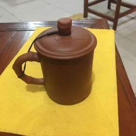 紫砂茶叶杯