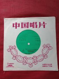 中国唱片:(绿色薄膜唱片、BM-20076、BM-76/20151-152、筝独奏:打谷场上(徐肇基曲 刘维珊演奏)、板胡独奏(山乡节日、原野曲并演奏、中国人民解放军济南军区文工团歌舞团小乐队伴奏)1976年出版第二张发布