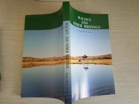 WALDEN AND OTHER WRITINGS【实物拍图】