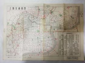 上海交通简图