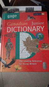 canadian junior dictionary加拿大初级字典
