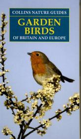 COLLINS NATURE GUIDE: BIRDS OF BRITAIN AND EUROPE