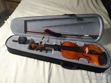 风灵牌4分之4成人小提琴