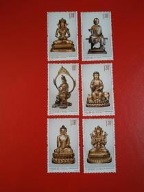 邮票:2013-----14  金佛像
