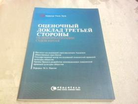 中国法院信息化第三方评估报告(俄文版)