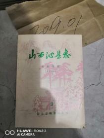 山西沁县志 9 (初稿连载,征求意见)