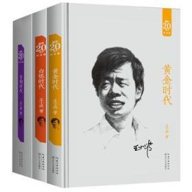 王小波时代三部曲 黄金时代 白银时代 青铜时代 精装 正版现货