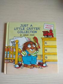 英文原版 Just a Little Critter Collection小毛人怪物7合1