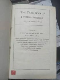 《The Year Book of OPHTHALMOLOGY(1957-1958Year Book Series》(眼科学年鉴)