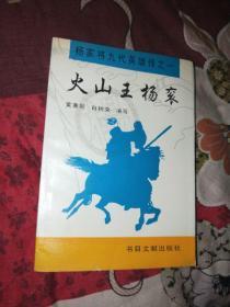火山王杨衮(杨家将九代英雄传之一)书架4