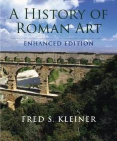A History Of Roman Art Enhanced Edition罗马艺术史增强版