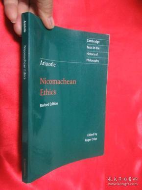 Aristotle: Nicomachean Ethics    【详见图】