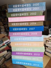 沈阳地方税务统计 2002 【年鉴类】