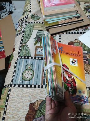 集邮 2004年第1-12期全