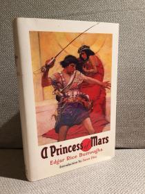 A Princess of Mars锛堝焹寰峰姞路璧栨柉路宸村嫆鏂�婄伀鏄熷叕涓汇�嬶紝Junot D铆az闀跨瘒瀵艰锛孎rank E. Schoonover鎻掑浘锛屾潈濞丩ibrary of America锛屽竷闈㈢簿瑁咃級