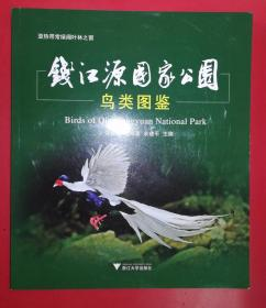 钱江源国家公园鸟类图鉴