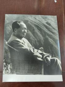 【包老包真】新华社留存原版巨幅毛主席照片1 见图