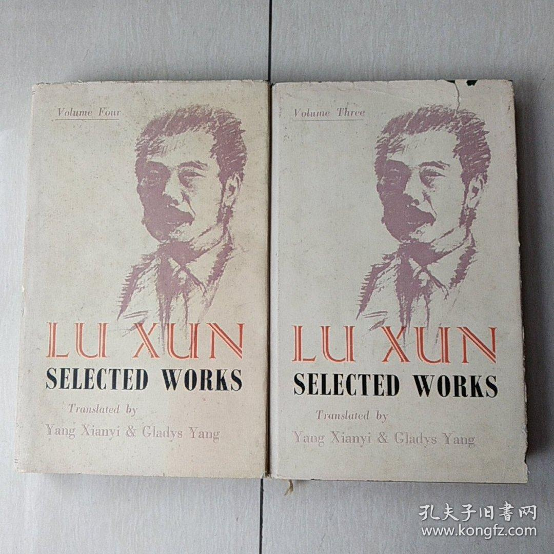 LUN  XUN  SELECTED  WORKS   (lll)(|V)