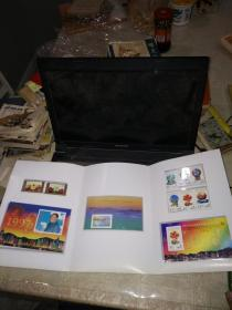 97香港回归邮票邮折(见书影)