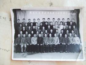老照片:欢送鲁琦同志援外(1972年)