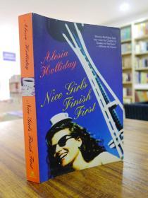 Alesia Holliday:Nice Girls Finish First(阿莱西亚.霍利迪:好女孩先完成)
