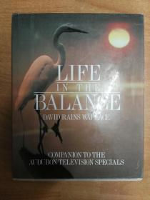 Life in the Balance : Companion to the Audubon Television Specials(英文版 16开精装)生态平衡