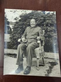 【包老包真】新华社留存原版巨幅毛主席照片3 见图