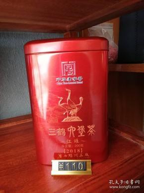 三鹤特级红罐六堡茶