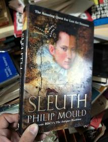 英文原版 SLEUTH PHILIP MOULD(精装)