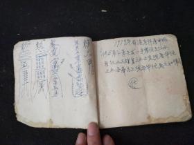 手抄本法术书籍