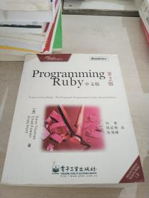 Programming Ruby(中文版)(第2版)